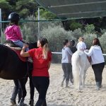 """""""Hippos & Therapy"""" hippotherapy"""